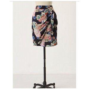 Rebekah Maysles for Anthropologie Skirt Size 0